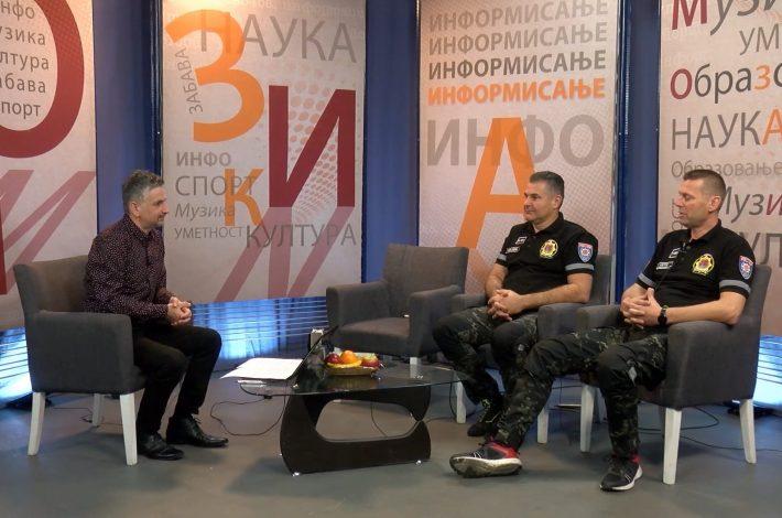 Gostovanje NMS IPA Srbije na RTK